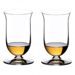 The Best Whiskey Glass Option: Riedel Vinum Whisky Glass Set of 2