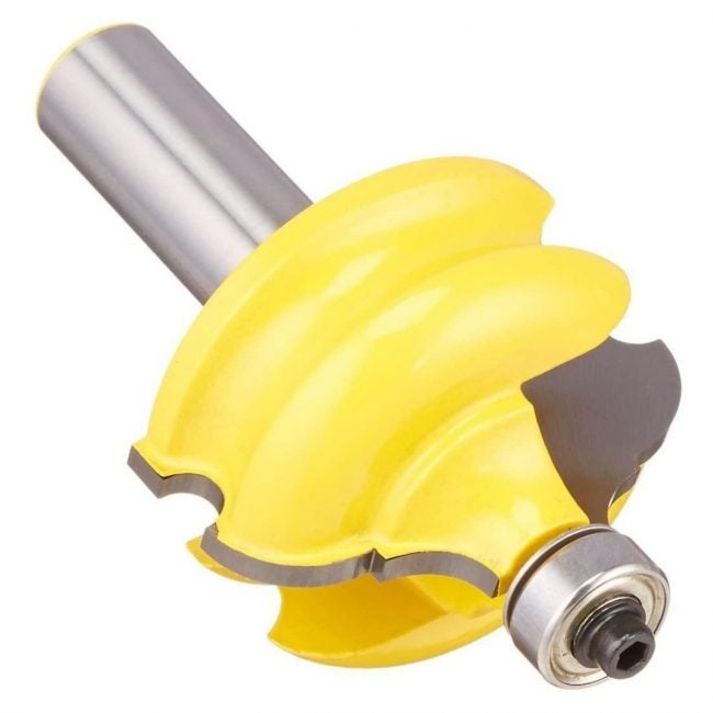 The Router Bit Types Option: Molding
