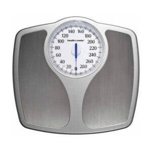 The Best Bathroom Scale Option: Health O Meter Oversized Dial Scale