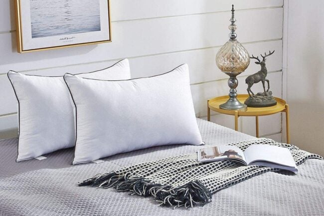 The Best Bed Pillow Options