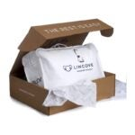The Best Bed Pillow Option: Lincove Classic Goose Down Luxury Sleeping Pillow