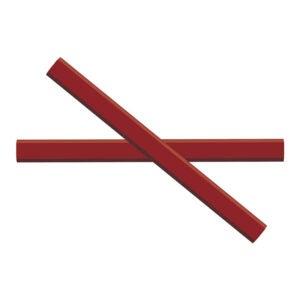 The Best Carpenter Pencil Option: GRAPHITE Carpenter Pencils, #2 Pencil Lead, 72 Pcs