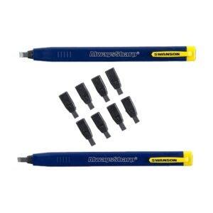 The Best Carpenter Pencil Option: Swanson Tool AlwaysSharp Mechanical Carpenter Pencil