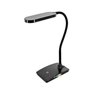The Best Desk Lamp Option: TW Lighting IVY-40BK LED Desk Lamp with USB Port