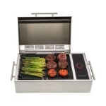 The Best Electric Grill Option: Kenyon Frontier All Seasons Portable Electric Grill