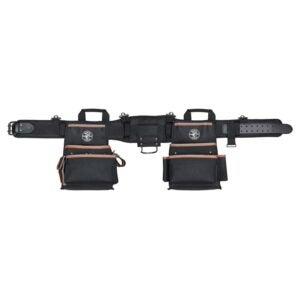 The Best Electrician Tool Belt Option: Klein Tools 55429 Tradesman Pro Electrician's Belt