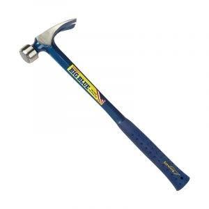 The Best Framing Hammer Option: Estwing BIG BLUE Framing Hammer - 25 oz