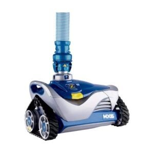 The Best Pool Vacuum Option: Zodiac MX6 In-Ground Suction Side Pool Cleaner