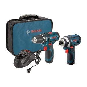 The Best Power Tool Set Option: Bosch Power Tools Combo Set, CLPK22-120