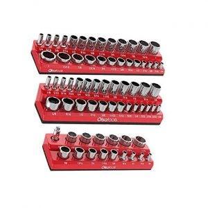 The Best Socket Organizer Option: Olsa Magnetic Tools Socket Organizer