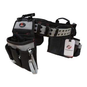 The Best Tool Belt Electrician Option: TradeGear Part#SZB Electrician's Belt & Bag Combo