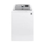 The Best Washing Machine Option: GE 4.8-cu ft High Efficiency Top-Load Washer