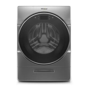 The Best Washing Machine Option: Whirlpool 5.0 cu. ft. Front Load Washing Machine