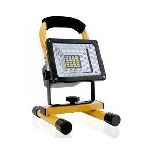 The Best Work Light Option: Hallomall 15W 24LED Spotlights Work Light