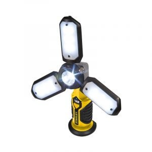 The Best Work Light Option: STANLEY SAT3S Rechargeable 300 Lumen LED Work Light