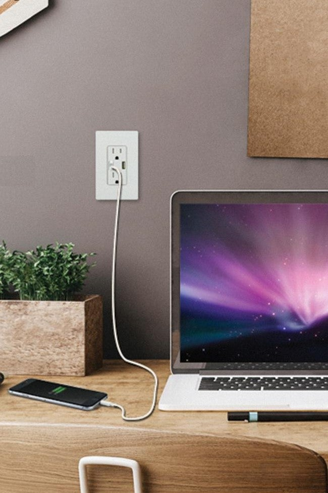 USB Types of Electrical Outlets