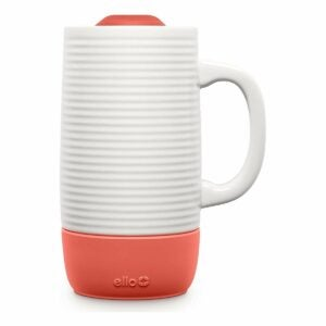 The Best Coffee Mug Option: Ello Jane Ceramic Travel Mug