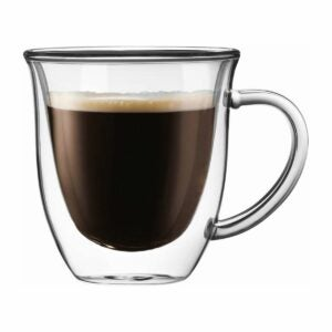 The Best Coffee Mug Option: JoyJolt Serene Double Walled Insulated Coffee Mug