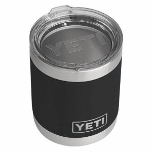 The Best Coffee Mug Option: YETI Rambler Lowball
