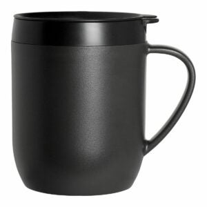 The Best Coffee Mug Option: Zyliss HotMug Travel French Press