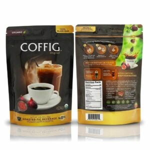 The Best Coffee Substitute Option: Coffig Roasted Fig Beverage Coffee Substitute