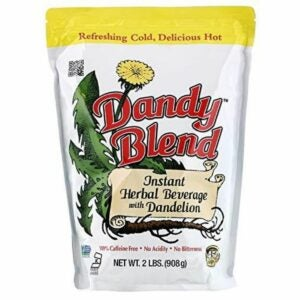 The Best Coffee Substitute Option: Dandy Blend Instant Herbal Beverage