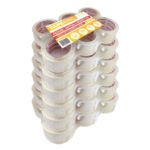 Best Packing Tapes Options: Tape King Clear Packing Tape - 60 Yards Per Roll