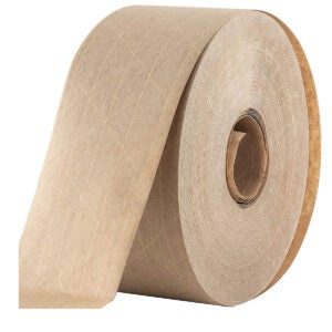 Best Packing Tapes Options: Ultra Durable Water-Activated Tape for Secure Packing