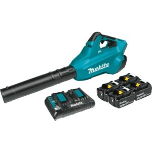 Best Battery Powered Leaf Blower Makita