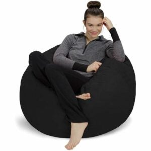 The Best Bean Bag Chairs Option: Sofa Sack Memory Foam Bean Bag Chair