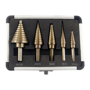 Best Cobalt Drill Bits CO-Z