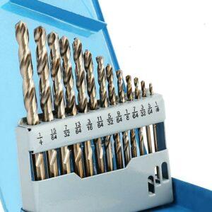 Best Cobalt Drill Bits COMOWARE
