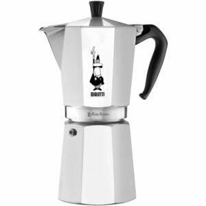 The Best Coffee Maker Option: Bialetti Express Moka Pot