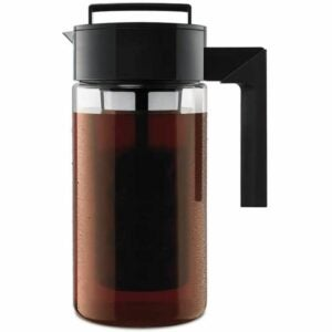 The Best Coffee Maker Option: Takeya Patented Deluxe Cold Brew Coffee Maker