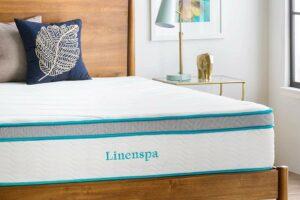 Best Cooling Mattress LINENSPA