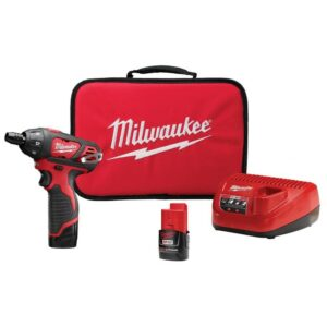 Best Cordless Screwdriver Milwaukee