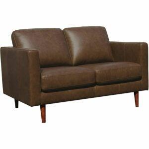 The Best Couches Option: Amazon Brand - Rivet Revolve Modern Loveseat Sofa