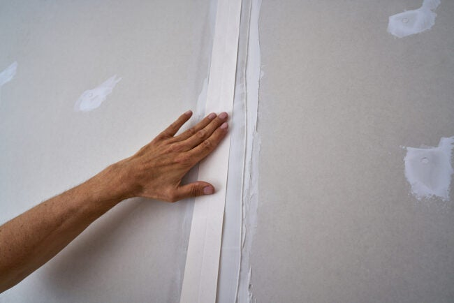 The Best Drywall Tape Options