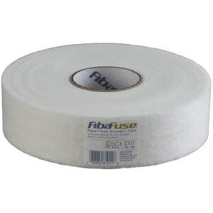 The Best Drywall Tape Options: FibaFuse FDW8201-U Paperless Drywall Tape