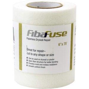 The Best Drywall Tape Options: FibaFuse FDW9018-U Paperless Drywall Repair