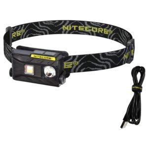 The Best Headlamp Options: Nitecore NU25 360 Lumen Triple Output Headlamp