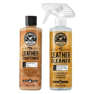 Best Leather Cleaner ChemicalGuys