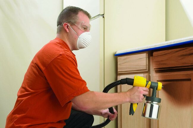 The Best Paint Sprayer for Cabinets on the Market