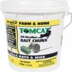 The Best Rat Poison Option: Tomcat All Weather Bait Chunx, 4 Lb