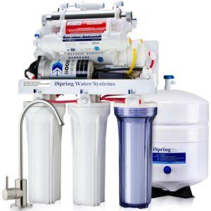 Best Reverse Osmosis System iSpringUnderSink