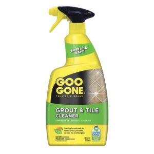 The Best Shower Cleaner Options: Goo Gone Grout And Tile Cleaner