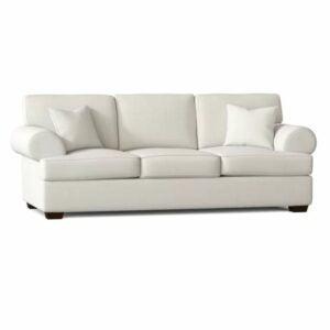 "The Best Sleeper Sofa Option: Birch Lane 89"" Rolled Arm Sofa Bed"