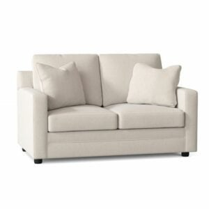 """The Best Sleeper Sofa Option: Chimel 58"""" Square Arm Sofa Bed"""