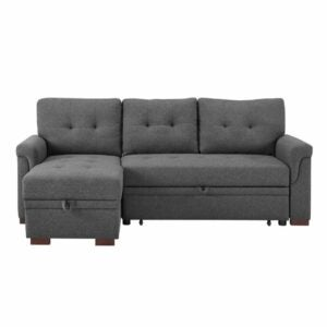 """The Best Sleeper Sofa Option: Whitby 96"""" Reversible Sofa & Chaise"""
