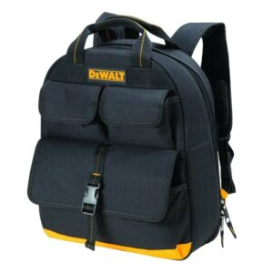 The Best Tool Backpack Options: DEWALT USB Charging Tool Backpack